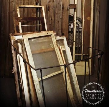 Window panes in our shop